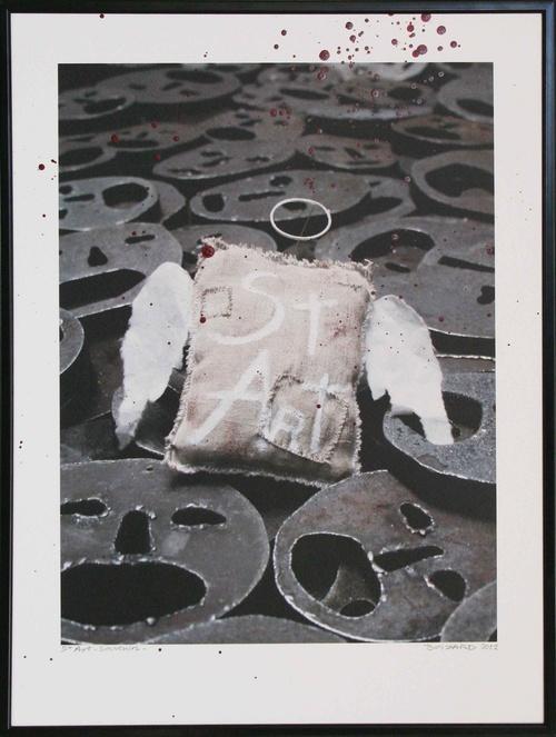 St Art- Souvenirs- 30x40 cm- 2011 lgt