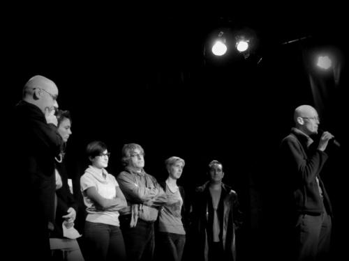 C'était le 17ème cabaret poétique
