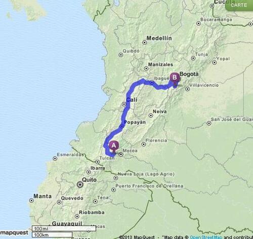 15.02.2013 - San Agustin > Bogota