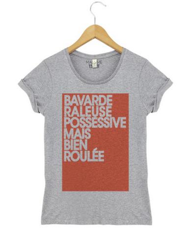 Un tee-shirt pour la St Valentin