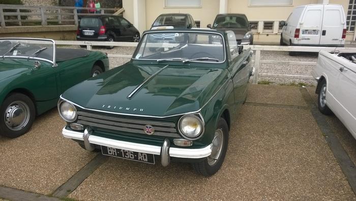 Belles voitures anciennes
