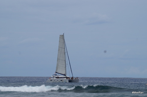 Whater, Sky, Playa, St Gilles, Réunion Island
