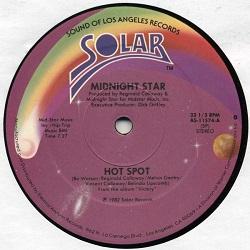 Midnight Star - Hot Spot