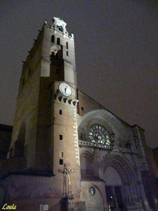 Midi-Pyrenees, Haute-Garonne, Toulouse, cathédrale, 31000