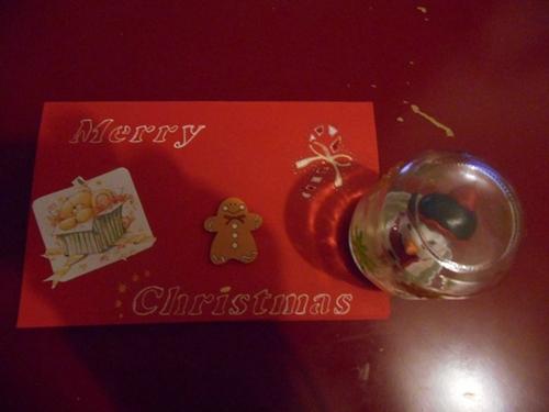 échange Noël 2