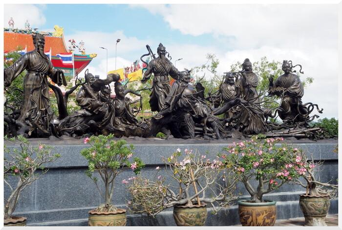 Photos de Thaïlande. VIHARNRA SIEN.
