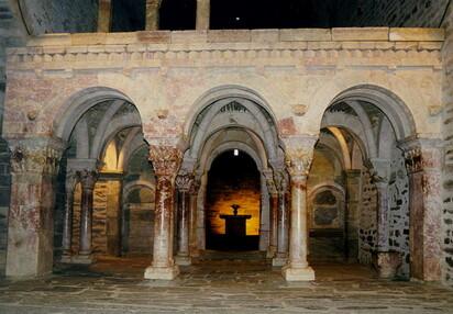 Prieuré de Serrabone (prieuré roman de Serrabona)