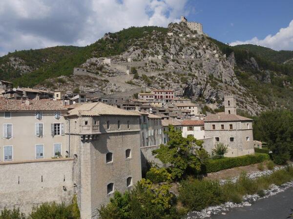 Vieille ville et la citadelle