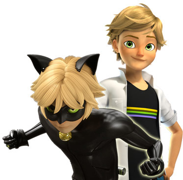 Adrien Agreste/ Chat Noir