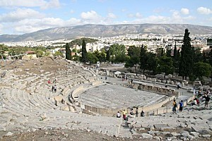 athenes theatre dionysos 2594