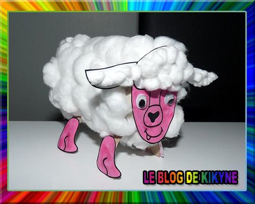 Un mouton-coton!