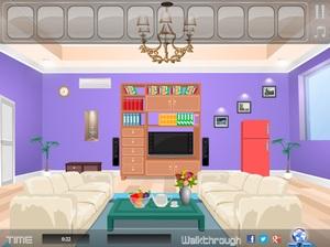 Jouer à Delightful room escape
