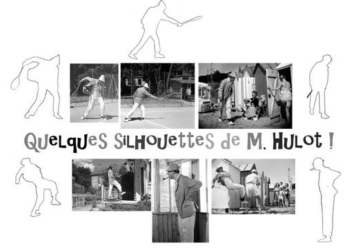 La Silhouette de M. Hulot
