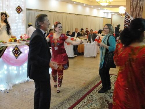 Mariage à Douchanbé