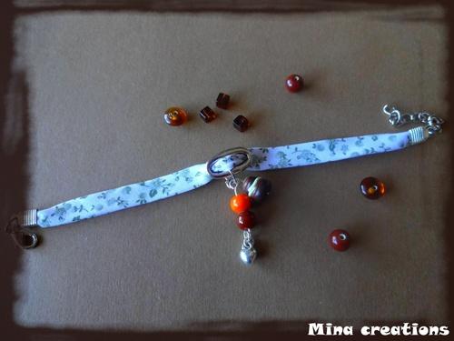 Bracelet Religieuse sauvage