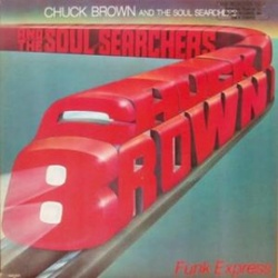 Chuck Brown & The Soul Searchers - Funk Express - Complete LP