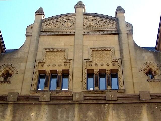 Les frontons de Metz 11 Marc de Metz 2012