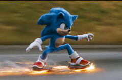« Sonic le film » : rapide, mais avant tout mignon
