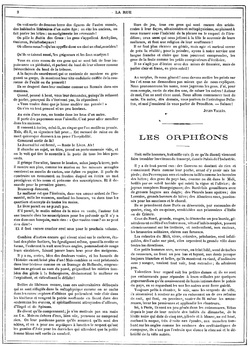 Les orphéons, exposition universelle de 1867, article d'Albert Brun