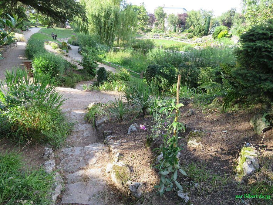 le parc à Chalon