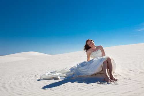CLIMATIC - White Sand  (Musiques pour l'âme)