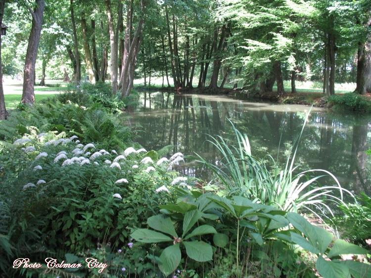 Parc de Schoppenwihr (68) : Historique