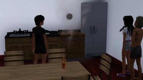 Chapitre 17: Ethan met le feu.