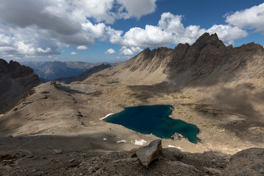 Lac des Neufs couleurs