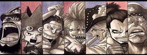 Kaido va capturer Luffy