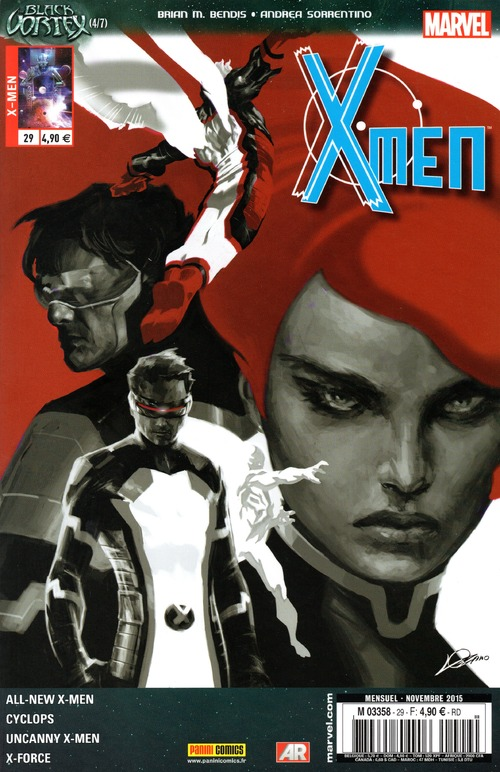 X-Men 29 : Le Vortex Noir (4/7)