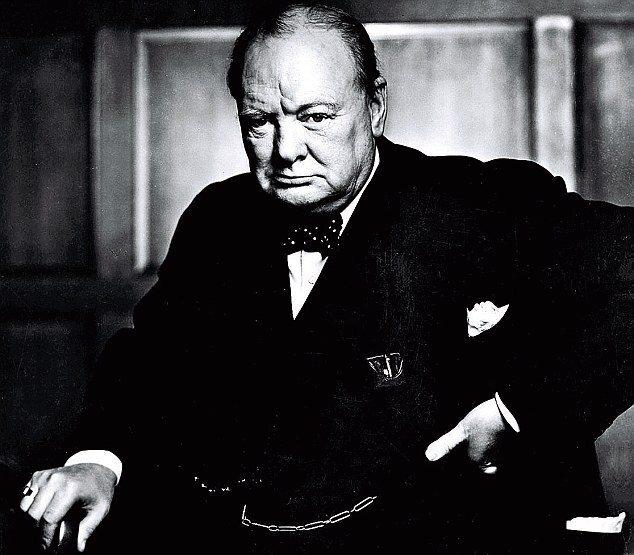 Winston Churchill choisir entre francaise et americain de gaulle