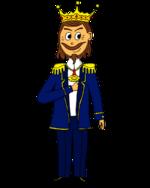Dessin - Le roi