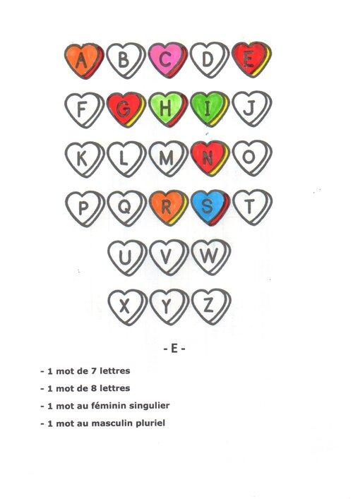 -Meilleurs Voeux ou l'Alphabet des Souhaits