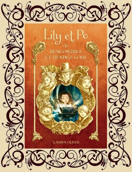 Lily et Po, trilogie