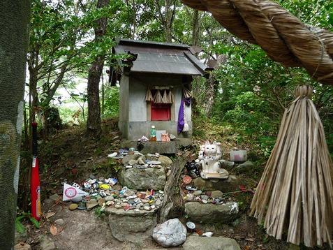 L'Autel des Chats de Tashirojima