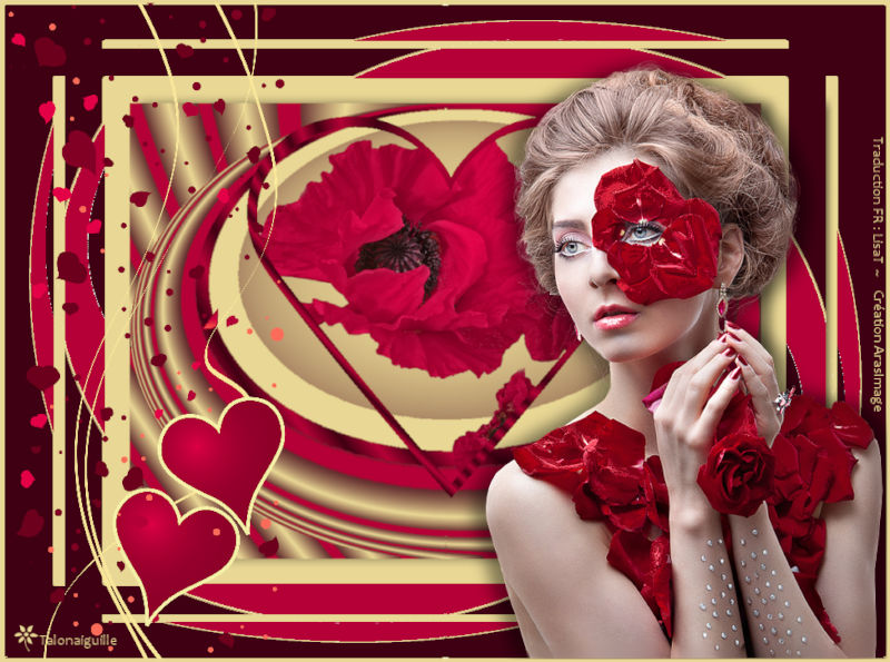 *** 309.Eyes on You Valentine***