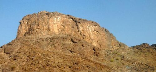 mountain-hira