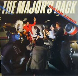 Major Lance - The Major's Back - Complete LP