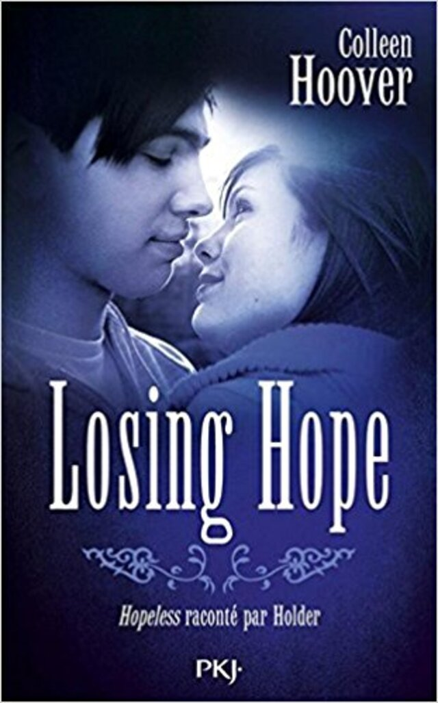 Hopeless Tome 2 Losing Hope - Colleen Hoover 411 pages