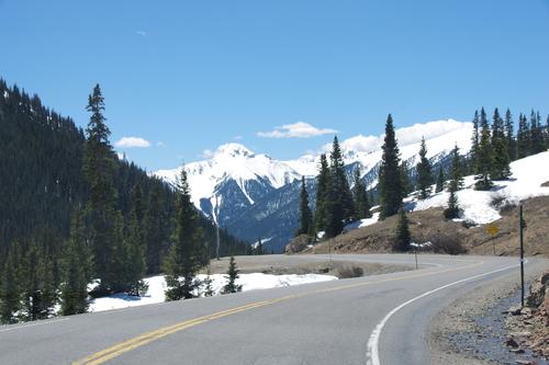 Telluride et Million Dollar Highway #4