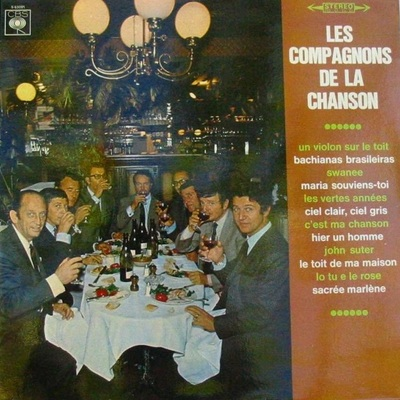 Les compagnons de la chanson, 1967
