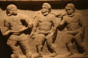 Les esclaves dans la Rome antique