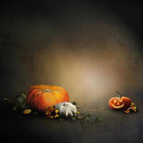 fonds pour halloween