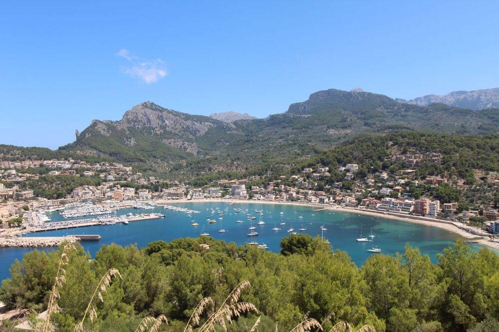 suite de mon fief : Puerto Soller - Majorque