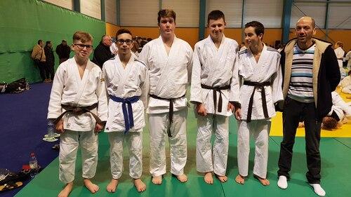 Championnat départemental CADETS à Lallaing