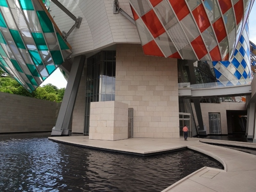 Fondation Luis Vuitton (photos)