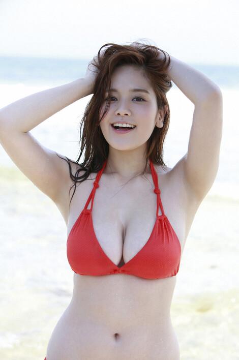 WEB Gravure : ( [WPB-net] - |No.173| Miwako Kakei : みーこの夏、始まる。/The summer of Miko, begins. )