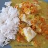 curry de poisson au tmix