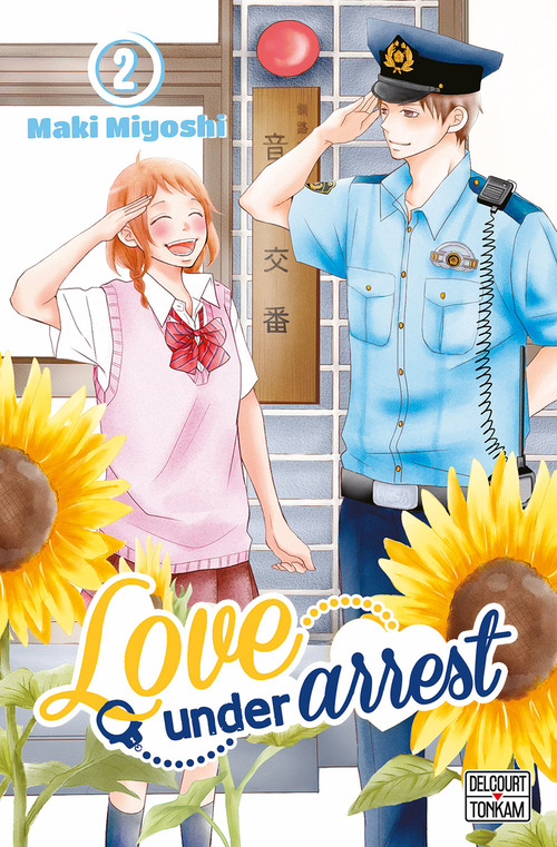 Love under arrest - Tome 02 - Maki Miyoshi