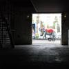 vision insolite à Saint-Nazaire